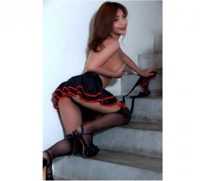 Sixtine escorts girl travesti à Bondoufle