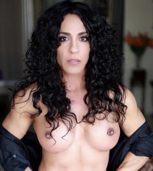 Guilene escort travesti à Ostricourt